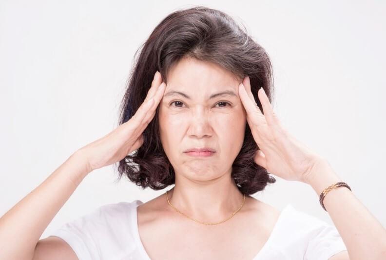 chữa đau đầu