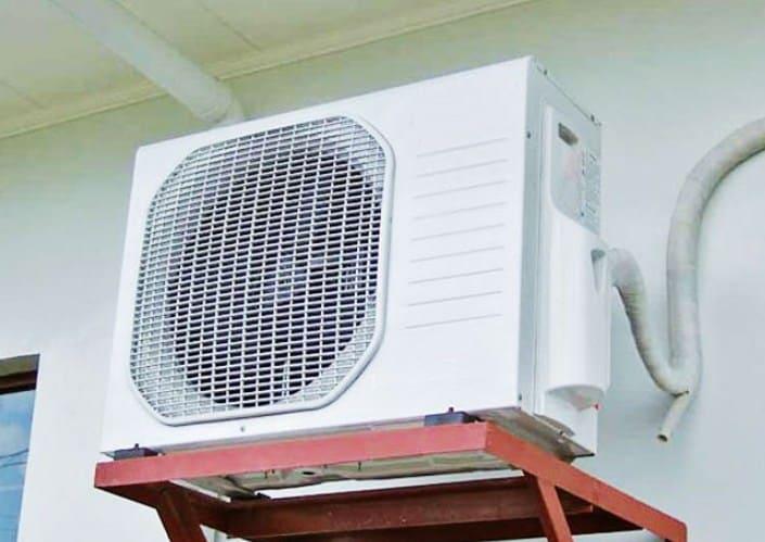 Giàn nóng điều hòa inverter