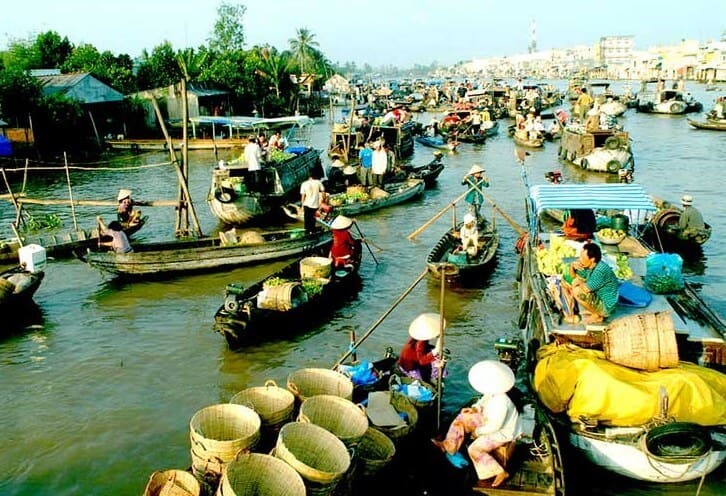 Du lịch Tiền Giang