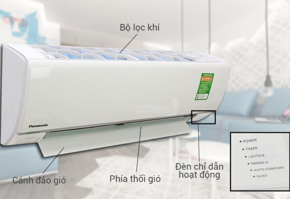 Có nên dùng máy lạnh Panasonic